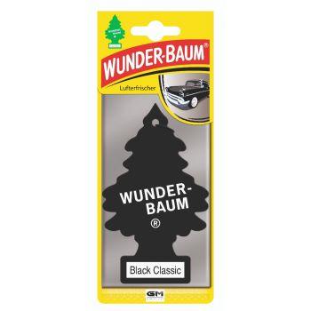 Black Classic osviežovač vzduchu WUNDER-BAUM