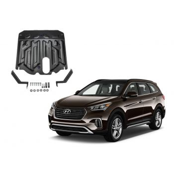 Hyundai Santa Fe Ochranný kryt motora + prevodovky RIVAL