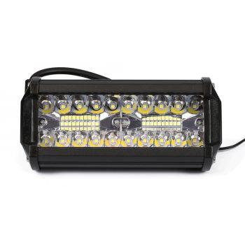 LB120 3030 Pracovná lampa 120W 40 LED 12000lm