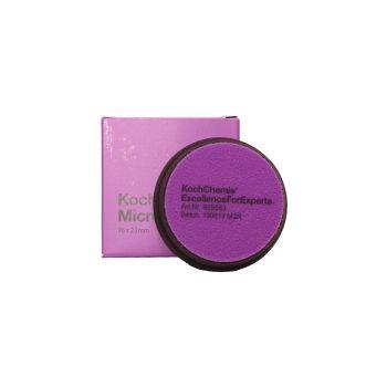 Micro Cut Fialový Ø76mm leštiaci kotúč Koch Chemie