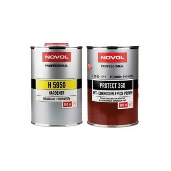 Epoxidový základ Novol PROTECT 360 s Tužidlom H 5950