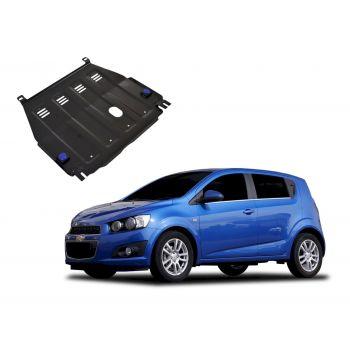 Chevrolet Aveo Ochranný kryt motora a prevodovky RIVAL