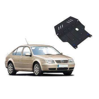 Volkswagen Bora Ochranný kryt motora a prevodovky RIVAL