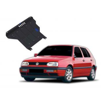 Volkswagen Golf III Ochranný kryt motora a prevodovky RIVAL