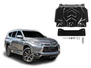 Mitsubishi Pajero Sport Ochranný kryt motora RIVAL