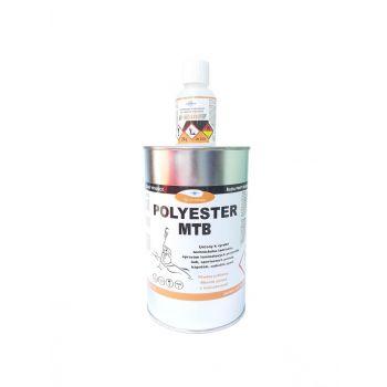 Polyesterová živica MTB 1 Kg SINCOLOR
