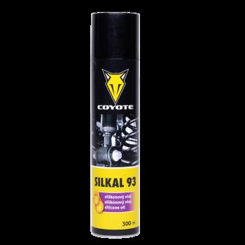 Silkal 93 Silikónový olej 300 a 400ml Coyote