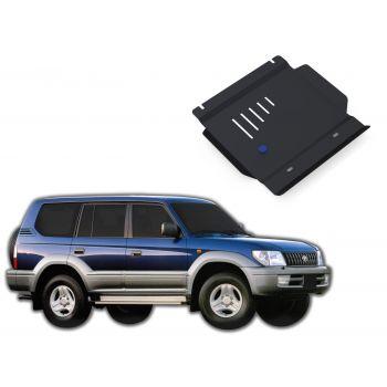 Toyota Land Cruiser 90 Ochranný kryt medzinápravového diferenciálu RIVAL