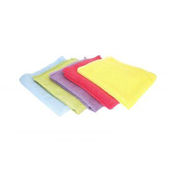 Utierka z mikrovlákna 35x35 220 gsm rôzne farby