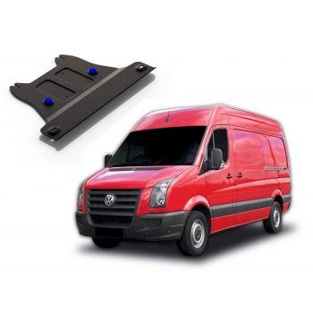 Volkswagen Crafter Ochranný kryt prevodovky RIVAL