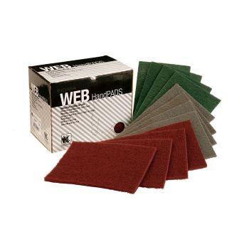 Brúsne Rúno Vlies INDASA Nylon Web 150 x 230 mm 1ks rôzne zrnitosti