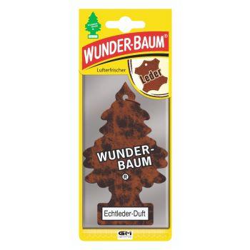 Echtleder-Duft osviežovač vzduchu WUNDER-BAUM