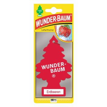 Erdbeeren osviežovač vzduchu WUNDER-BAUM