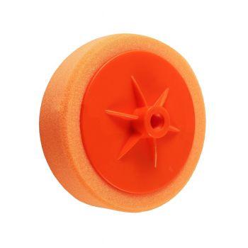Leštiaci kotúč oranžový/ stredný s adaptérom M14