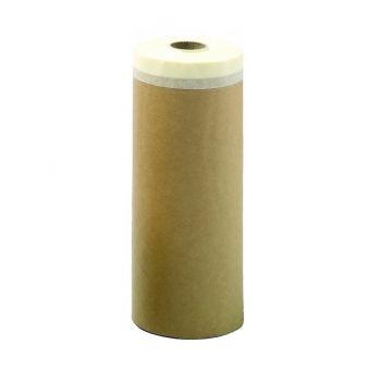 Maskovací papierový pás so samo lepiacou páskou v rolke