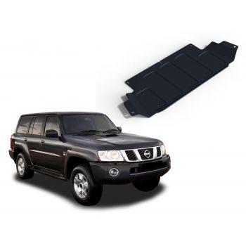 Nissan Patrol Y61 Ochranný kryt medzinápravového diferenciálu RIVAL