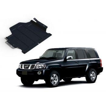 Nissan Patrol Y61 Ochranný kryt prevodovky RIVAL