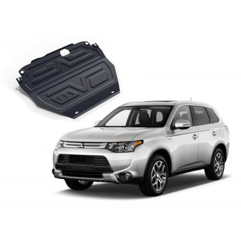 Mitsubishi Outlander od 2012 Ochranný kryt motora a prevodovky RIVAL