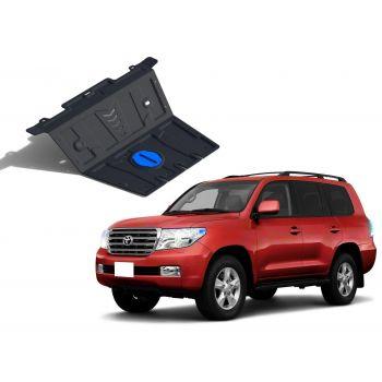 Ochranný kryt motora Toyota Land Cruiser 150 / Prado 2009-2017 3.0 TD ; 2.8 TD 2.7 ; 4.0