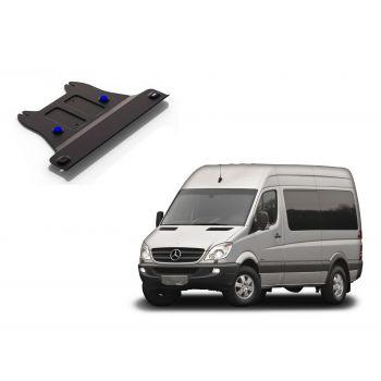 Mercedes Benz Sprinter NCV do 2013 Ochranný kryt prevodovky RIVAL