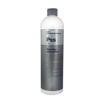 Plast Star Siliconolfrei Pss Ošetrovanie a starostlivosť o plastové povrchy bez silikónových olejov exteriér 1L Koch Chemie