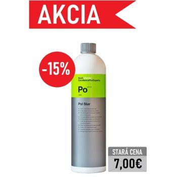 Pol Star Po Čistenie kožených, čalúnených a alcantara povrchov 1L Koch Chemie