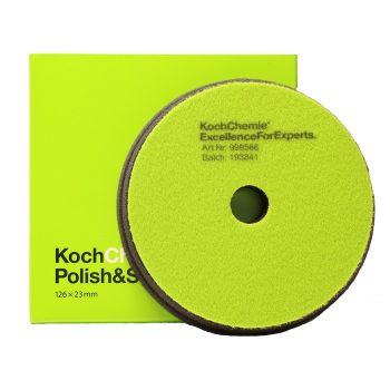 Polish & Seal Zelený Ø126mm leštiaci kotúč Koch Chemie