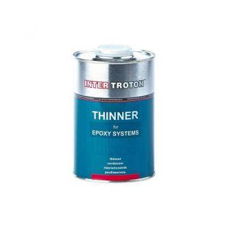 Riedidlo pre epoxydový systém 1L INTER TROTON