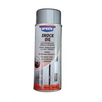 Studený šok - uvoľňovač korózie 400 ml Presto