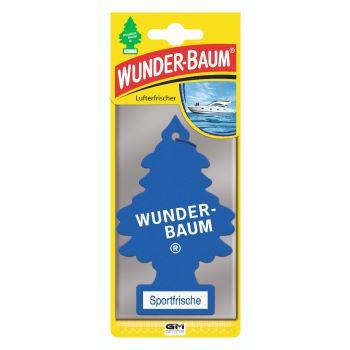 Sportfrische - osviežovač vzduchu WUNDER-BAUM