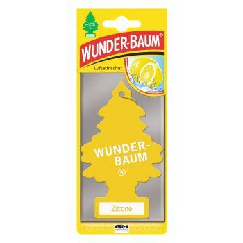 Zitrone - osviežovač vzduchu WUNDER-BAUM